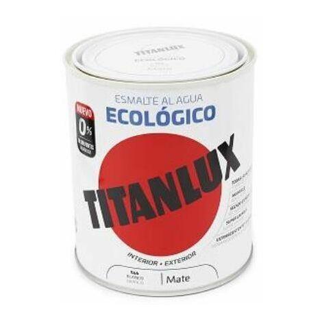 """main image of """"émail écologique Eau Titanlux Maté"""""""