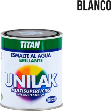 Email à l'eau Unilak Brillant
