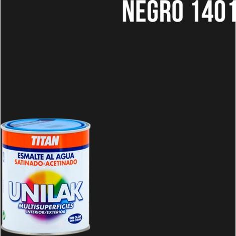Email à l'eau Unilak satin