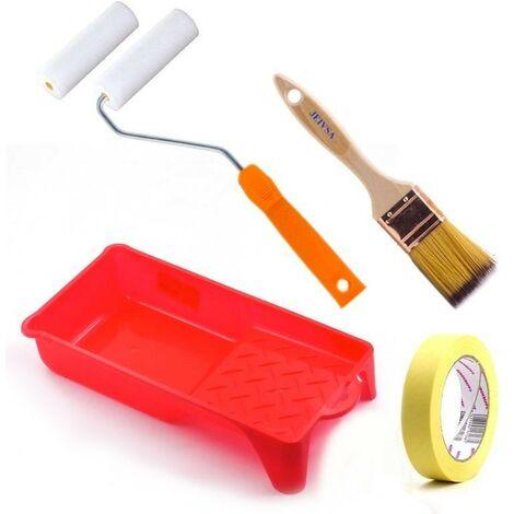 Émaillage Accessoires Kit Mini éponge