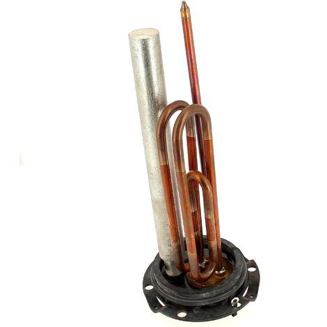 Embase 2000w + anode + joint pour Chauffe-eau Divers, Chauffe-eau Thermor, Chauffe-eau Sauter, Chauffe-eau Atlantic, Chauffe-eau Pacific