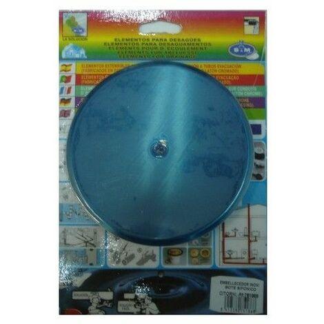 Embellecedor Baño Sifon 135Mm Inox S M