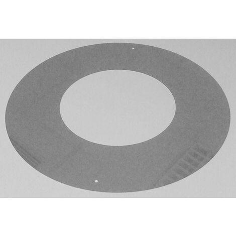 EMBELLECEDOR PLANO INOX SW 304 175 MM