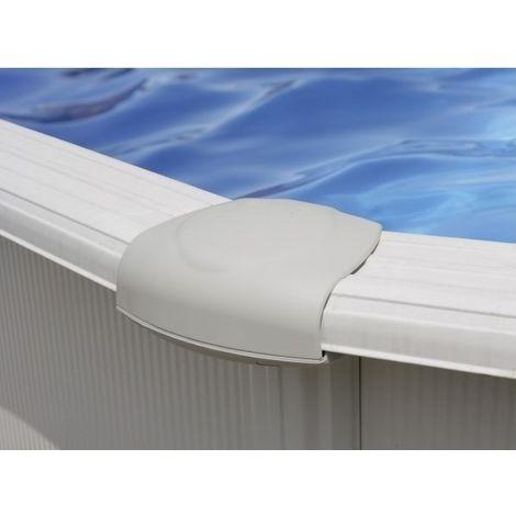 Embellecedor playa piscina GRE blanco TPL150120P TPL150120P