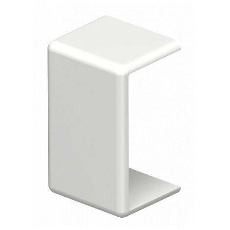 Embelledor unión 10x20mm PVC blanco Obo Bettermann