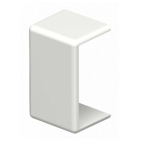Embelledor unión 15x30mm PVC blanco Obo Bettermann