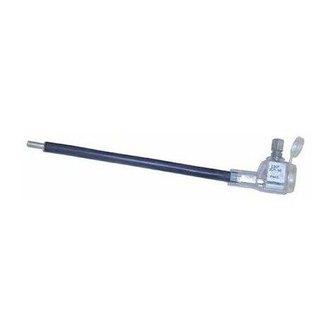 Embout à perforation d'isolant EBCP 6-35/16 - L235mm - Bleu