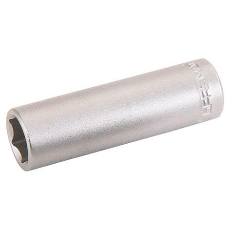Embout de clé à douille longue 1/4 ? 6 pans, long Ouverture de clé 13 mm Longueur 50 mm