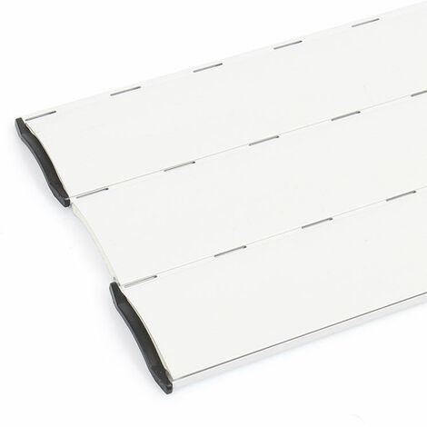 """main image of """"Embout de lame volet roulant 42mm aluminium"""""""