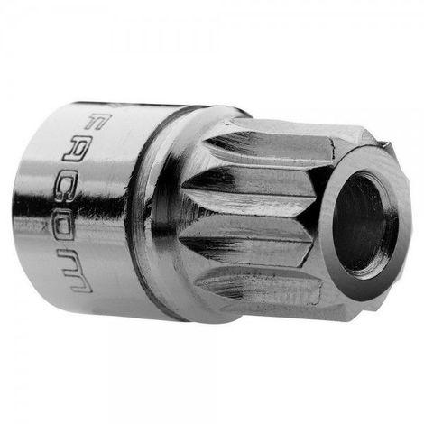 Embout de vidange XZN creux 16mm 30.01