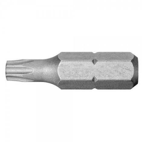 Embout de vissage standard série 1 pour vis Torx Resistorx TT25