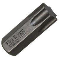 Embout de vissage TORX T55 pour douille 10 mm. Longueur: 30mm