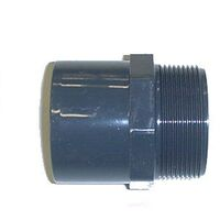 Embout fileté PVC pression mixte MF-M - Générique - Plusieurs modèles disponibles