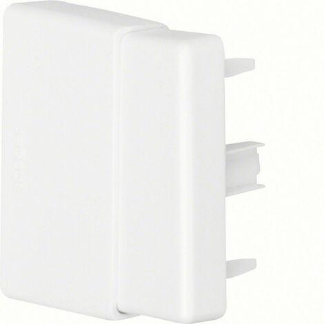 Embout lifea pour LF/LFF30060,40060,60060 RAL 9010 blanc paloma (LFF600669010)