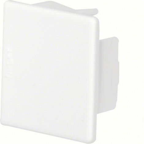 Embout lifea pour LF30030 RAL 9010 blanc paloma (M59639010)