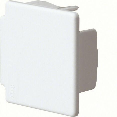Embout lifea pour LF40040 RAL 9010 blanc paloma (M58039010)