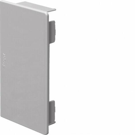 Embout lifea pour LF60110/111 RAL 7030 gris (M55037030)