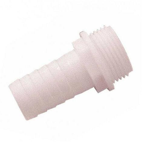 Embout mâle cannelé polyamide - plusieurs modèles disponibles