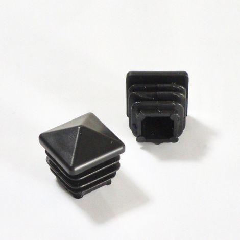 Embout Plastique Carré PYRAMIDAL - Plusieurs Dimensions