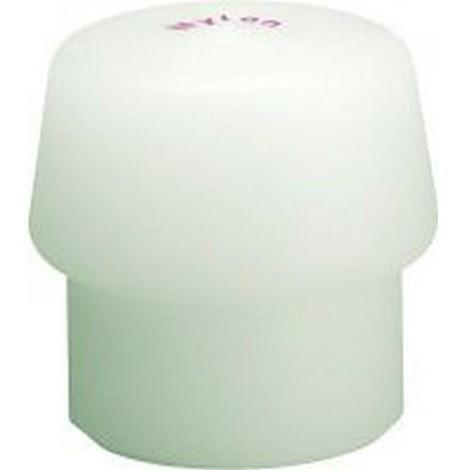 Embout pour massette, nylon, dure des deux côtés, Ø de la tête : 30 mm
