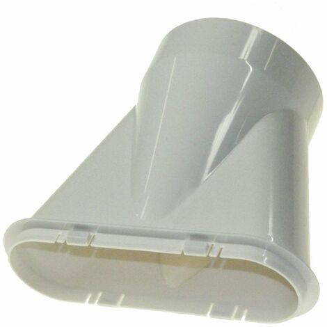 Embout raccord gaine (224144-40832) (TL1855) Climatiseur DELONGHI