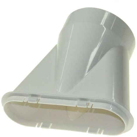 Embout raccord gaine (224144-40834) (TL1855) Climatiseur DELONGHI
