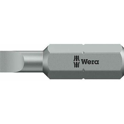 Embout WERA Z 1,2 x 6,5 x 25 mm