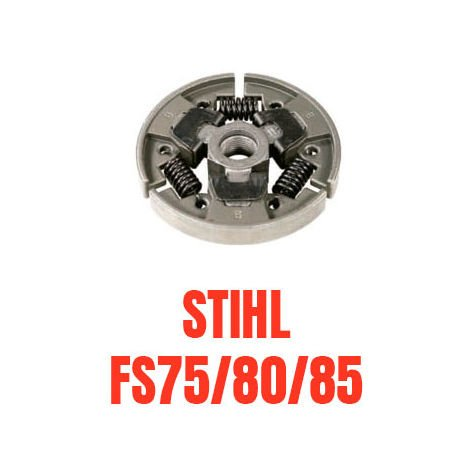 Embrague adaptable desbrozadora Stihl FS75 FS80 FS85