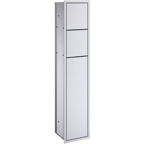 Emco WC-Modul Asis, re., Up, Alu E6EV1, 978305052