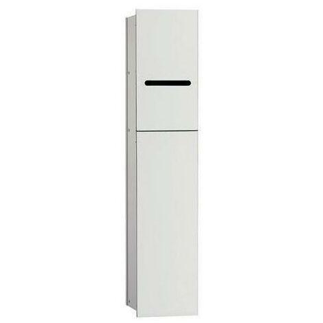 EMCO WC-Modul WC-Modul 975427451 emcoasis alu/optiwhite UP, 811mm,o.EB-Rahmen