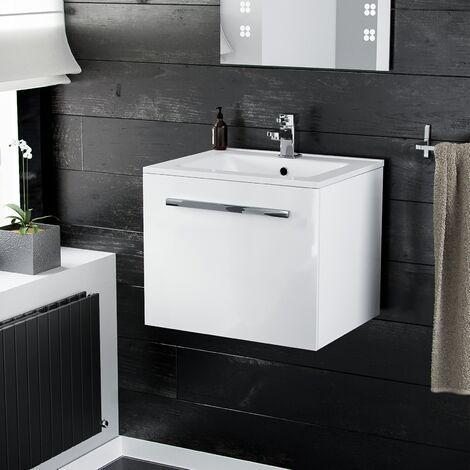 Emerald 420mm Cloakroom Basin Vanity Unit