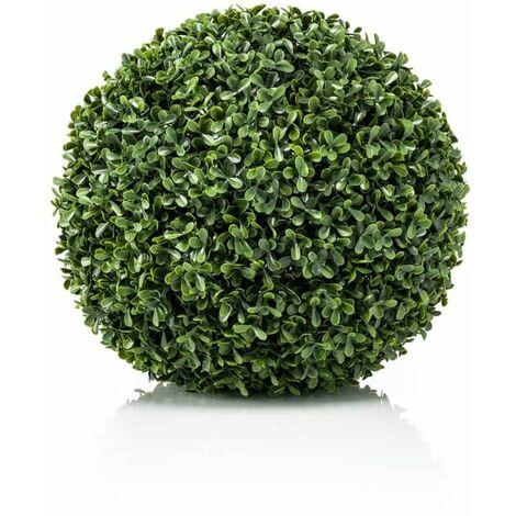 Emerald Artificial Boxwood Ball UV Green 28 cm