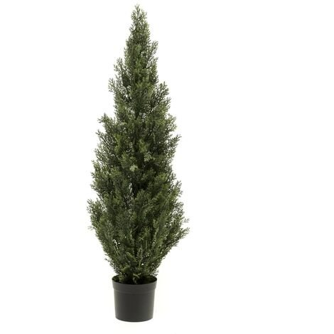Emerald Artificial Cedar Tree Outdoor UV 120 cm
