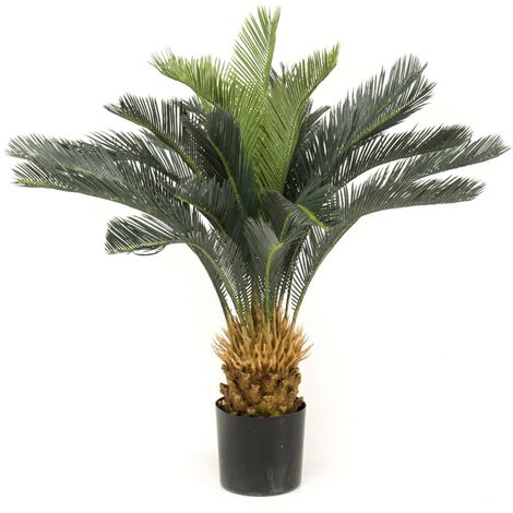 Emerald Artificial Cycas Revoluta Tree in Pot 80 cm