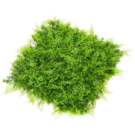 Emerald Artificial Fern Juniperus Mix Mats 4 pcs 50x50 cm