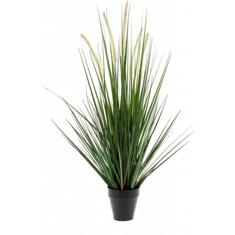 Emerald Artificial Grass Alopecurus in Pot 70 cm