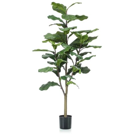 Emerald Ficus lyrata artificial 120 cm
