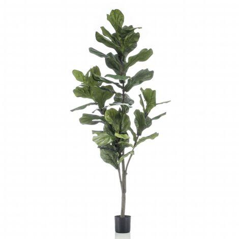 Emerald Ficus lyrata artificial 160 cm