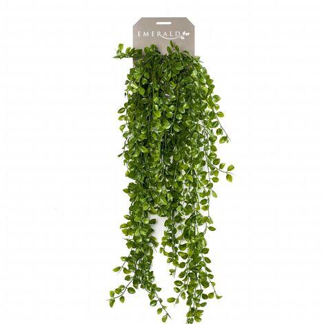 Emerald Ficus trepador artificial 80 cm - Verde
