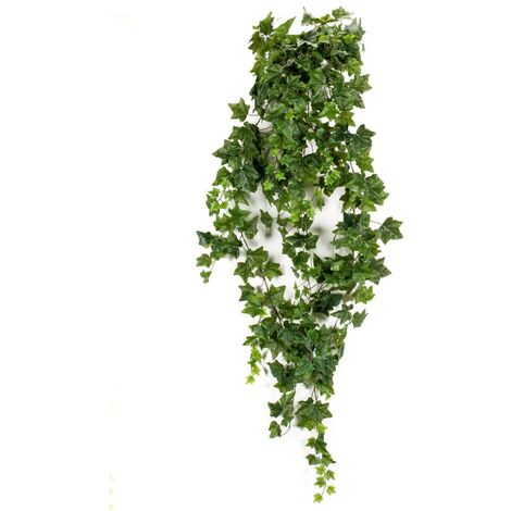 Emerald Hiedra colgante artificial verde 180 cm 418712 - Verde