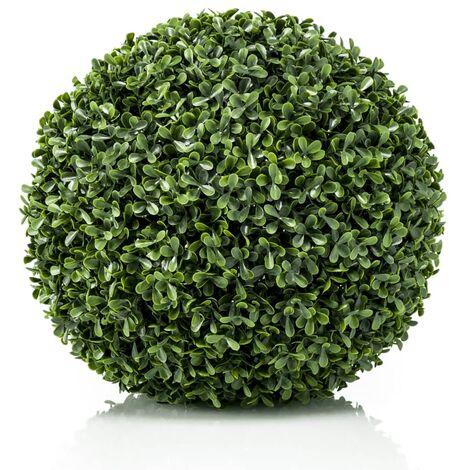 Emerald Künstlicher Buchsbaum Kugelform UV Grün 48 cm