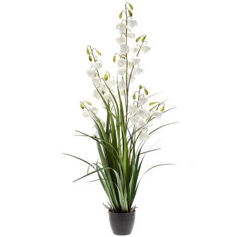 Emerald Planta artificial yuca 120 cm 420291