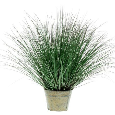 Emerald Planta de hierbas silvestres artificial 95 cm