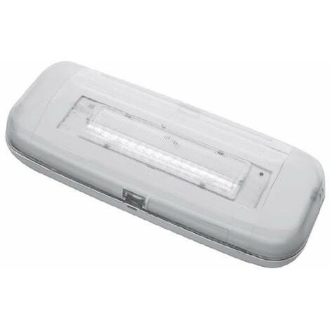 Emergencia 30Lm LED Normalux Mod.S-30