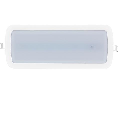 Emergencia LED 280Lm 3W Blanco Frío 6000K | IluminaShop