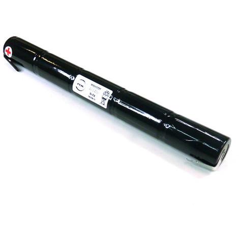 Emergency lighting battery 5x SC VRE 5S1P ST4 6V 2Ah Fast