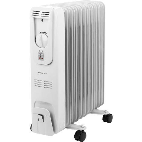 EMERIO HO-110712 Ölradiator HO-110712 2500W Weiß Q898142