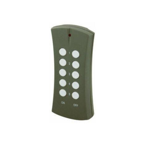 Émetteur pour télécommande modèle 60.530/N Electro DH 60.540/N 8430552107087