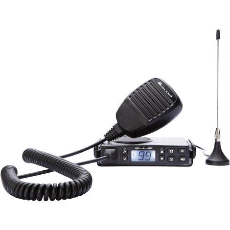 Emetteur-récepteur PMR Midland GB1-R Mobil-PMR446 C1198.02 1 pc(s) W506041