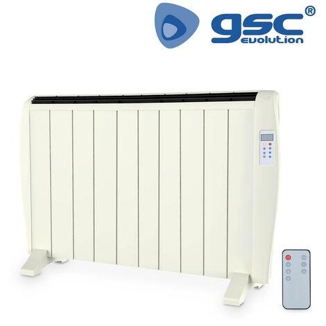 Emisor térmico bajo consumo 1200/1500 W GSC 10 elementos